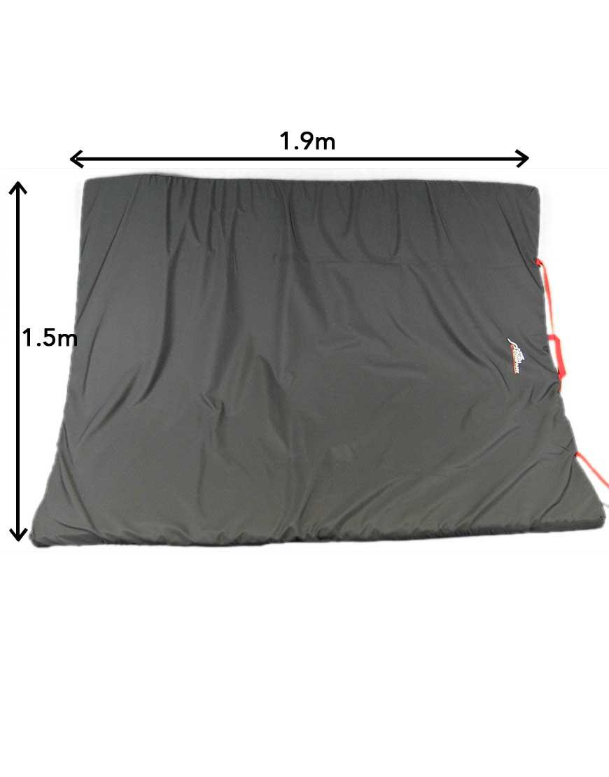 promo code 98004 895ad High Density Foam Queen Mattress   Camping Mattress